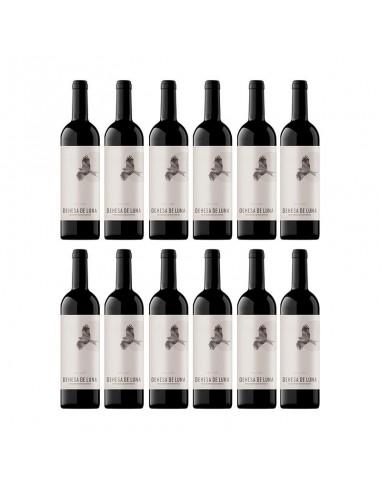 Dehesa de Luna Graciano 2017 pack de 12 botellas