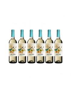 6 botellas luna lunera sauvignon blanc
