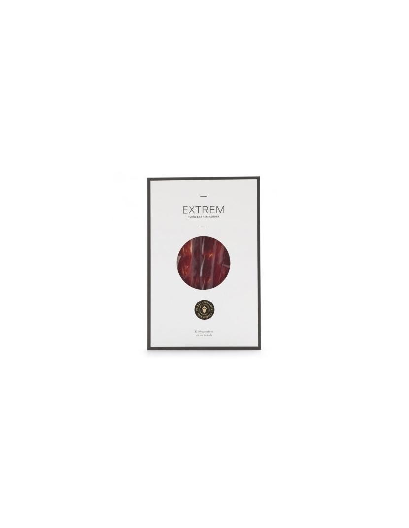 Paleta de bellota 100% ibérica loncheada 80gr