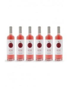 Dehesa de Luna Rosé 2019 pack de 6 botellas