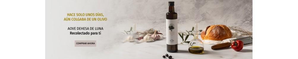 El mejor Aceite de Oliva 100% Ecológico [Dehesa de Luna]